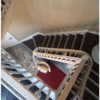 Curved Stairlift in West Meath